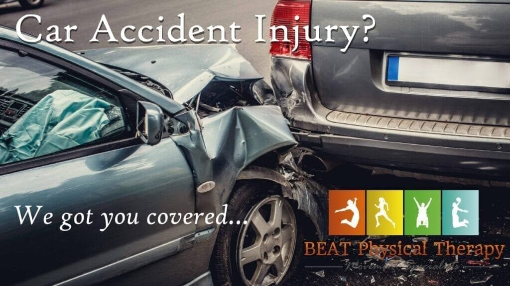 Auto accident physical therapy in Columbia MD