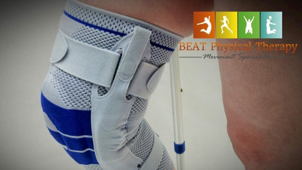 Leg injury physical therapy