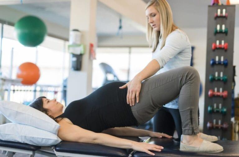 Pelvic Floor Rehab Treatment